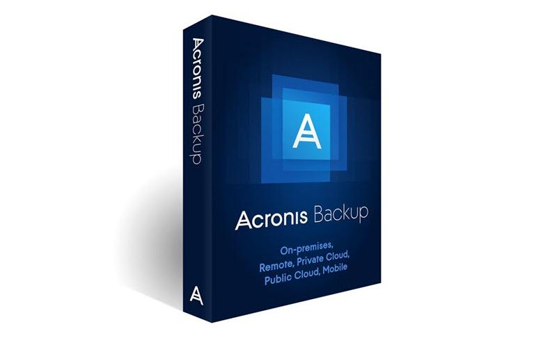 Acronis Backu
